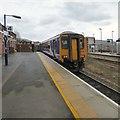 SJ9598 : Stalybridge Station Platform 4 by Gerald England
