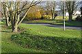SU8668 : Wildridings Road, Bracknell by Alan Hunt