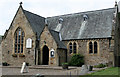 NY9650 : The White Monk Tearoom and former village school Blanchland by Jo Turner