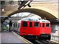 TQ3481 : East London Line trains at Whitechapel station by Stephen Craven