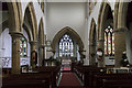 SK7761 : Interior, St Laurence's church, Norwell by J.Hannan-Briggs
