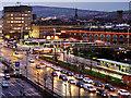 SJ9399 : Ashton-Under-Lyne Transport Interchange, Wellington Road by David Dixon