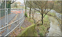 J3673 : The Connswater at The Hollow, Belfast (December 2015) by Albert Bridge
