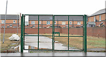 J3673 : Woodlee Street, Belfast (December 2015) by Albert Bridge