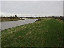 TF5902 : River Great Ouse by Hugh Venables