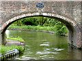 SO8580 : Clay House Bridge south-east of Caunsall, Worcestershire by Roger  Kidd