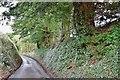 SO6480 : Glebe Farm Lane Farlow by paul wood