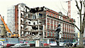 J3374 : The Orpheus Building (demolition), Belfast - December 2015(4) by Albert Bridge