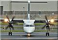 J3775 : G-ECOE, George Best Belfast City Airport (December 2015) by Albert Bridge
