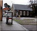 SO2701 : BT phonebox, George Street, Pontnewynydd by Jaggery