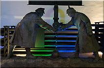 SJ3490 : Truce, St George's Hall, Liverpool by Mike Pennington