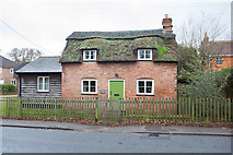 SU3007 : Beechen Cottage by Peter Facey