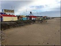 SS8276 : Sandy Bay by Alan Hughes