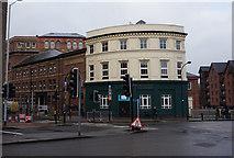 SK3587 : Buildings on Bridge Street, Sheffield by Ian S