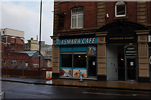 SK3587 : Asmara Cafe by Ian S