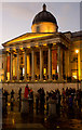 TQ3080 : National Gallery, Trafalgar Square by Jim Osley
