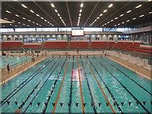 NT2672 : The Royal Commonwealth Pool, Edinburgh by M J Richardson
