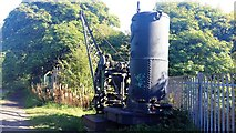 SD7606 : Mount Sion Steam Crane by Bradley Michael