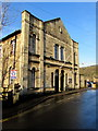 ST8499 : Nailsworth Town Hall by Jaggery