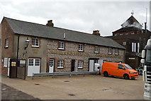 TQ4210 : Harveys Brewery by N Chadwick