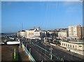 TQ3103 : Madeira Drive, Brighton by Paul Gillett