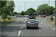TQ5704 : A2270 / A27 junction by N Chadwick