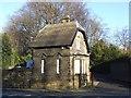 SE2835 : Lodge on Headingley Lane by Stephen Craven