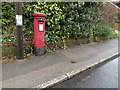 TL1413 : Piggottshill Lane George VI Postbox by Adrian Cable