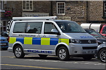 SE6183 : Mobile Police Office by Keith Evans