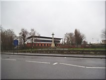 SO9596 : Christmas Day in Bilston by Gordon Griffiths