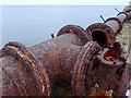 NZ7120 : Skinningrove Jetty by Mick Garratt