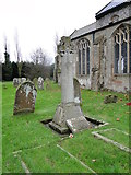 TG0826 : Wood Dalling War Memorials by Adrian S Pye