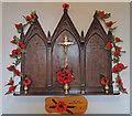 TG2306 : Lakenham St John World War One Memorial by Adrian S Pye