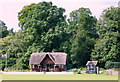SK6274 : Cricket Pitch, Clumber Park, Notts. by David Hallam-Jones