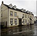 ST8599 : The Old George, Nailsworth by Jaggery