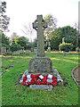 TG3823 : Sutton (Norfolk) War Memorial by Adrian S Pye
