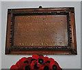 TG0719 : Sparham WW2 Memorial by Adrian S Pye