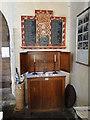 TG3514 : Ranworth War Memorial and First World War Field Altar by Adrian S Pye