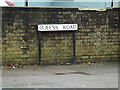TL1313 : Queens Road sign by Adrian Cable