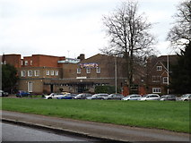 TL1314 : Harpenden Public Halls by Adrian Cable