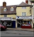 SO7225 : The Card Shop, Newent by Jaggery
