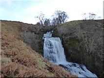 NN6914 : Waterfall, Allt Ollach by Alan O'Dowd
