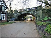 SD5328 : Ivy Bridge viewed from Avenham Park, Preston by Adam C Snape