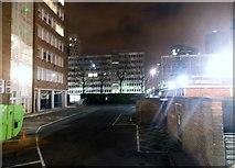 TQ1986 : Office blocks behind Wembley Park Drive by David Howard