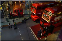 TQ3080 : Buses in the London Transport Museum by DS Pugh