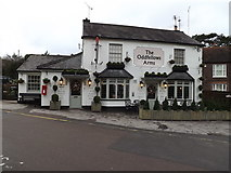 TL1314 : The Oddfellows Arms Public House, Harpenden by Adrian Cable