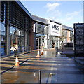 SE2635 : Marks & Spencers Food Hall, Kirkstall Bridge by Rich Tea