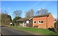 SP8401 : Pavilion at Great Hampden by Des Blenkinsopp