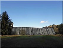 SK1789 : A full dam wall of water by Steve  Fareham