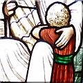 SJ9495 : Children's Chapel Window detail (2) by Gerald England